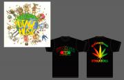 【CRAZY HiTMAN】UTAGE MUSIC +Tシャツセット