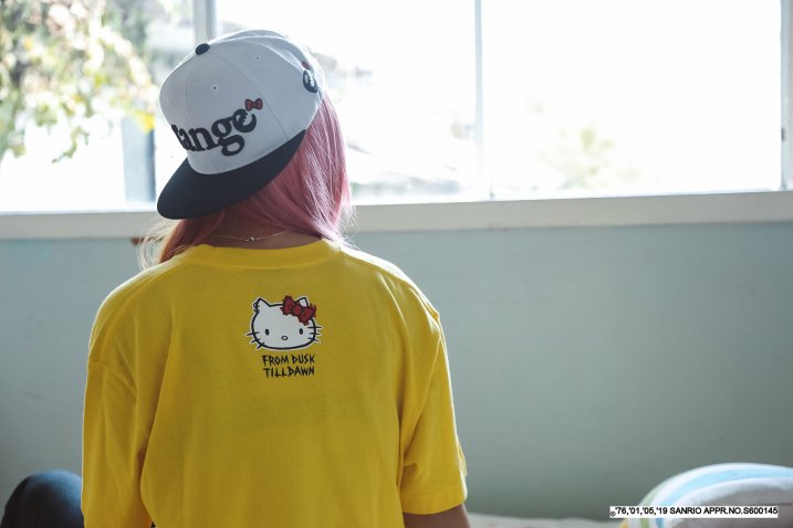 Hello kitty B.B cap