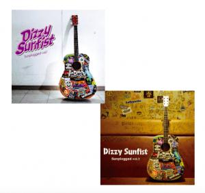 【Dizzy Sunfist】アコースティックCD