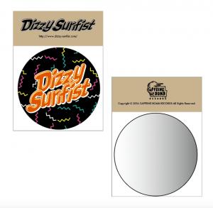 【Dizzy Sunfist】缶ミラー