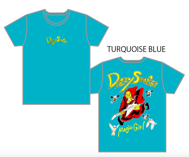 【Dizzy Sunfist】Magic Girl T