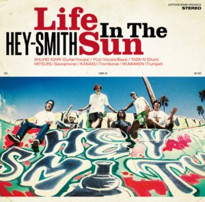 【HEY-SMITH】 Life In The Sun【通常盤】
