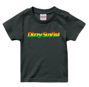 【Dizzy Sunfist】ロゴT2019ver. 【KIDS】