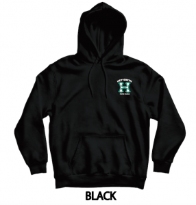 【HEY-SMITH】 A pullover hoodie