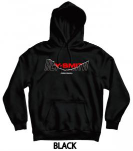 【HEY-SMITH】 D pullover hoodie【XXL専用】