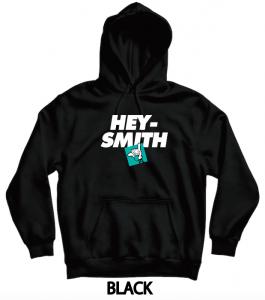【HEY-SMITH】 E pullover hoodie【XXL専用】