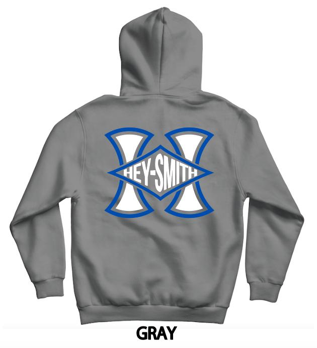 【HEY-SMITH】 A zip-up hoodie【XXL専用】