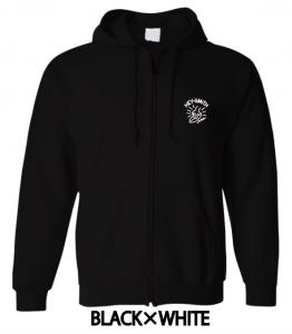 【HEY-SMITH】 C zip-up hoodie【XXL専用】