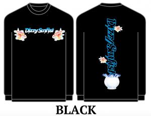 【Dizzy Sunfist】KINGYO Long Sleeve-T