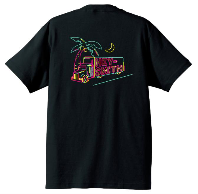 【HEY-SMITH】 NEON Tシャツ