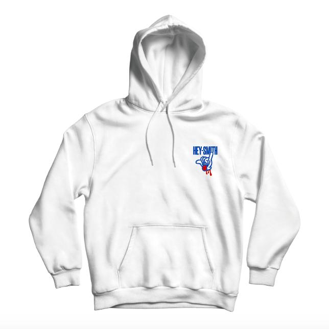 【HEY-SMITH】 LOGO pullover hoodie【XXL専用】