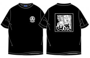【山嵐】1st Album Tシャツ
