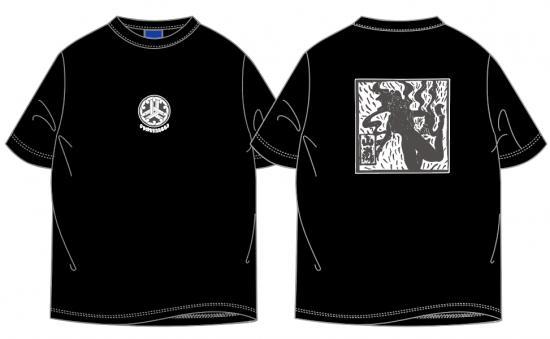 【山嵐】未体験ゾーン Tシャツ