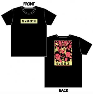 【山嵐】BOX LOGO Tシャツ