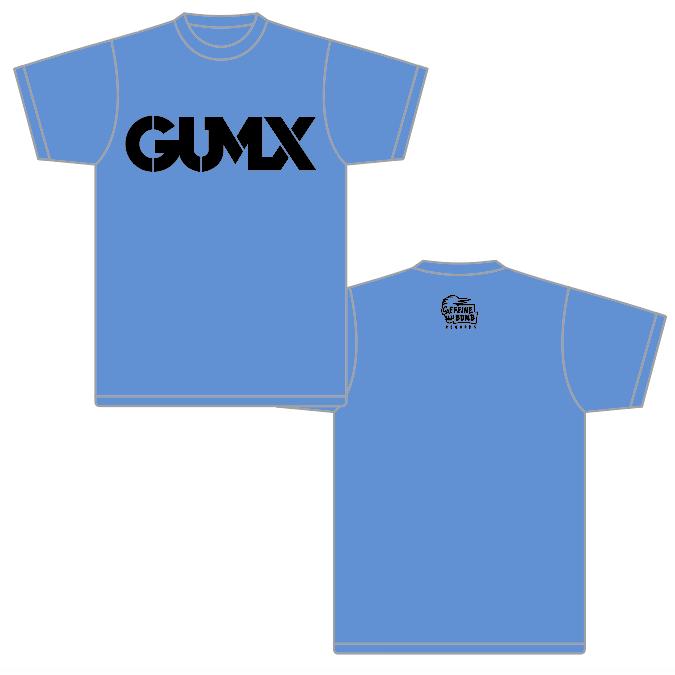 【GUMX】LOGO T