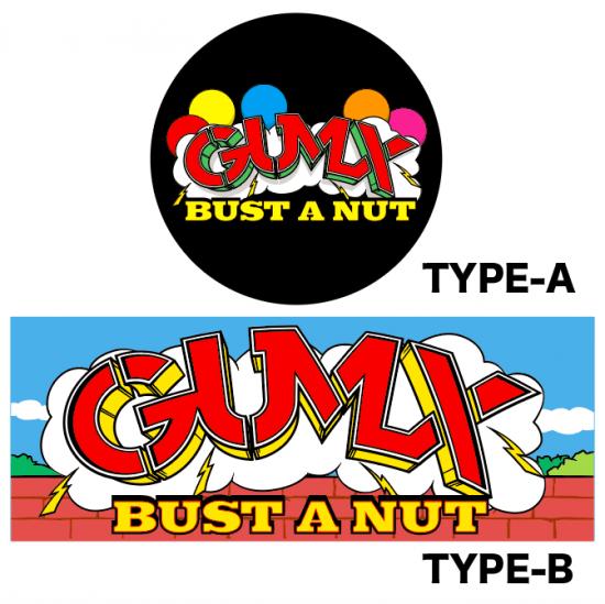 【GUMX】STICKER