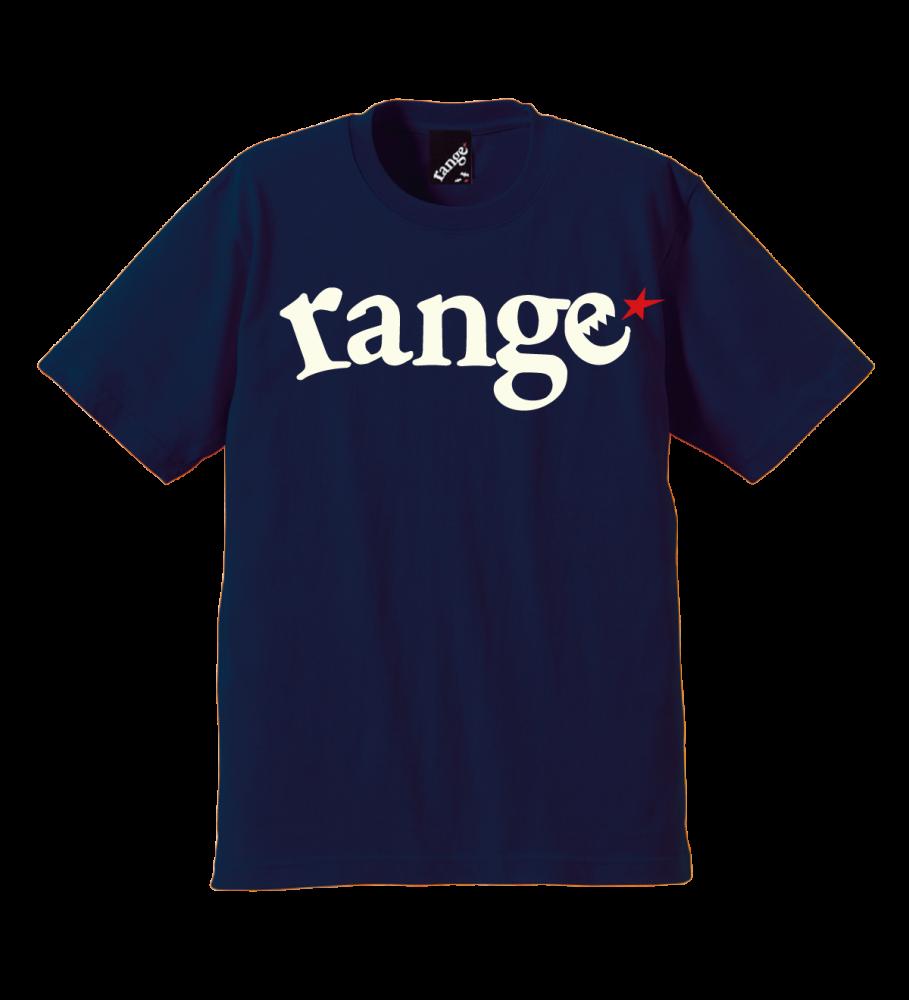 range logo s/s tee