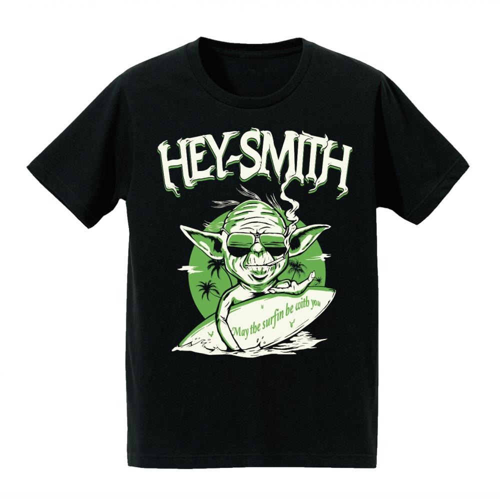 【HEY-SMITH】ヨーダ Tシャツ