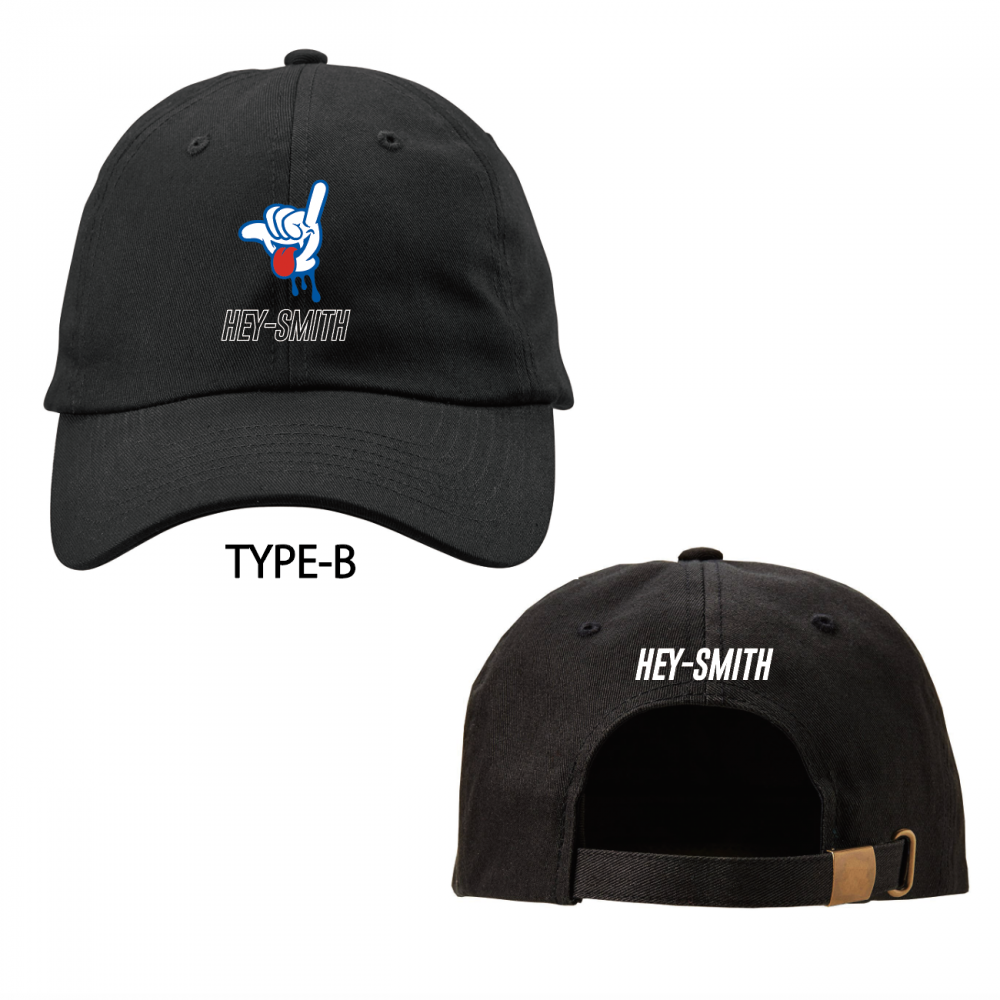 【HEY-SMITH】BASEBALL CAP
