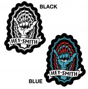 【HEY-SMITH】防水HANDステッカー