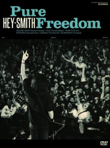 【HEY-SMITH】Pure Freedom【BRD】