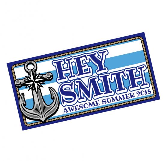 【HEY-SMITH】バスタオル