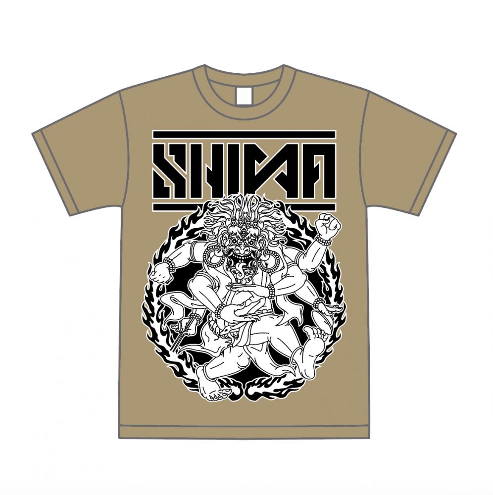 【SHIMA】MAHAKALA Tシャツ
