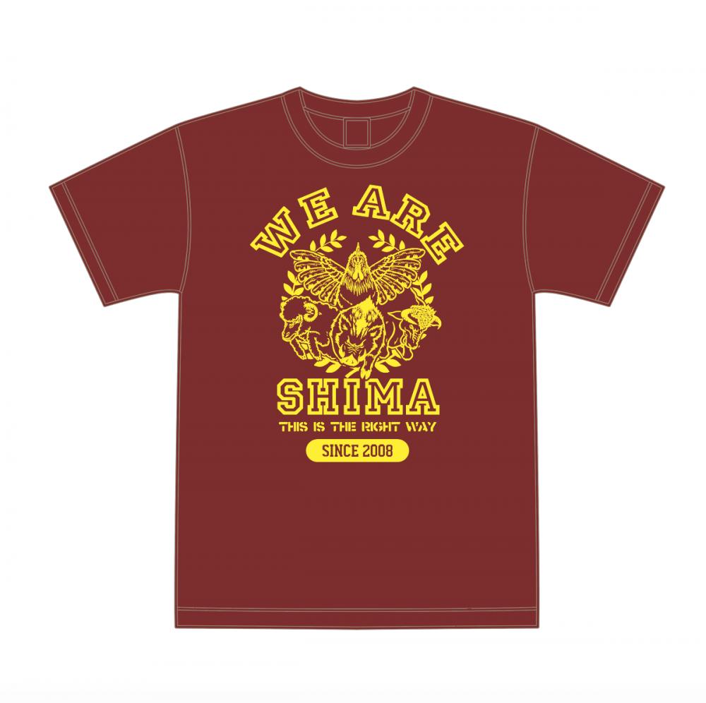 【SHIMA】干支 is クール Tシャツ