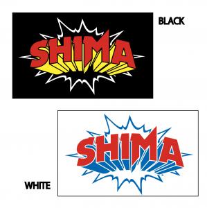 【SHIMA】ステッカー