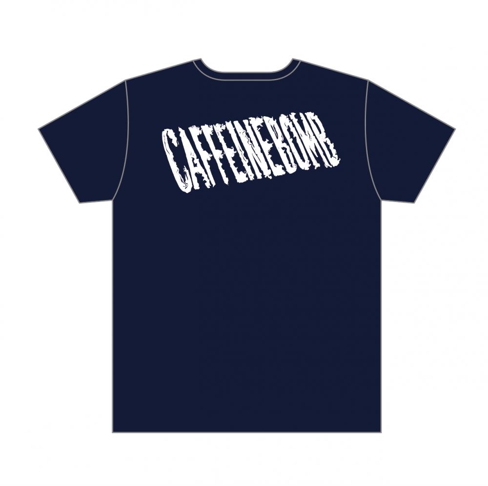【CAFFEINE BOMB】Industrial Caffeine Bomb Tシャツ