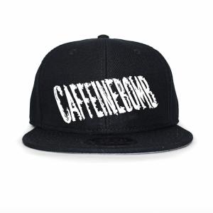 【CAFFEINE BOMB】SNAPBACK CAP