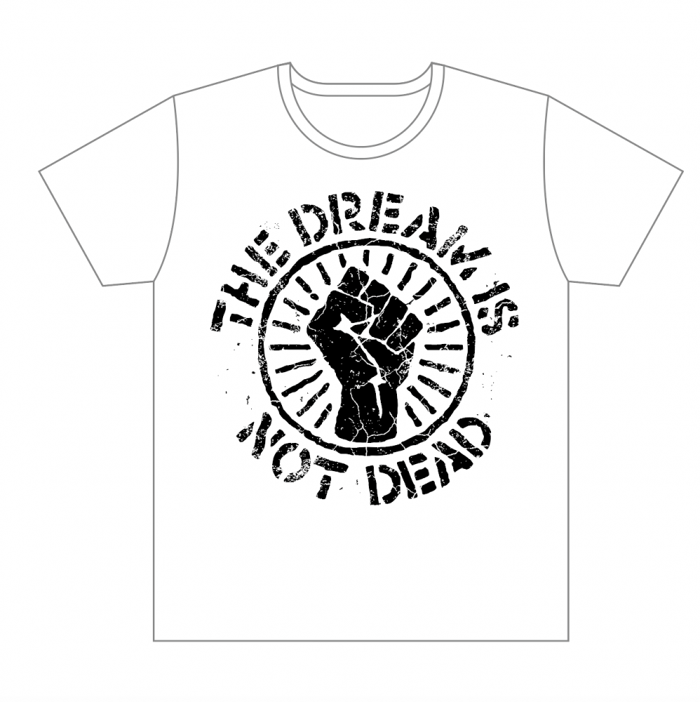 【Dizzy Sunfist】The Dream Is Not Dead Lyric T