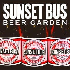 【SUNSET BUS】Beer Garden