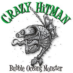 【CRAZY HiTMAN】Bubble Oceans Monster
