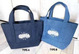 【SHIMA】ミニトートバッグ