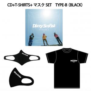 【Dizzy Sunfist】EPISODE � CD+T-shirts+マスクセット【TYPE-B】