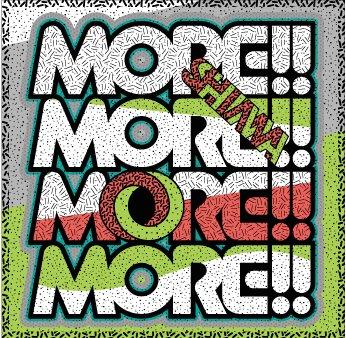 【SHIMA】MORE!!MORE!!MORE!!MORE!!【初回盤DVD付】