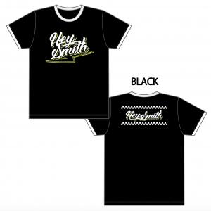 【HEY-SMITH】リンガーTシャツ