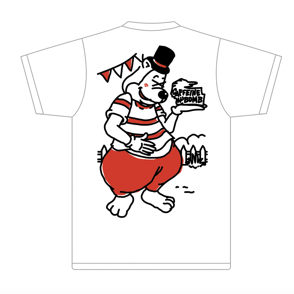 【SHIMA】シマクマ Tシャツ