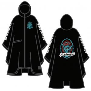 【HAZIKETEMAZARE 2020】HEY-SMITH × KiUコラボポンチョ