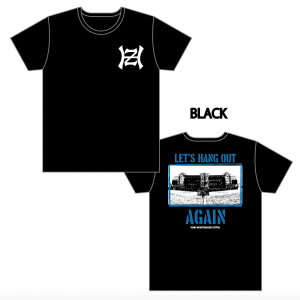 【HAZIKETEMAZARE 2020】オフィシャルTシャツD