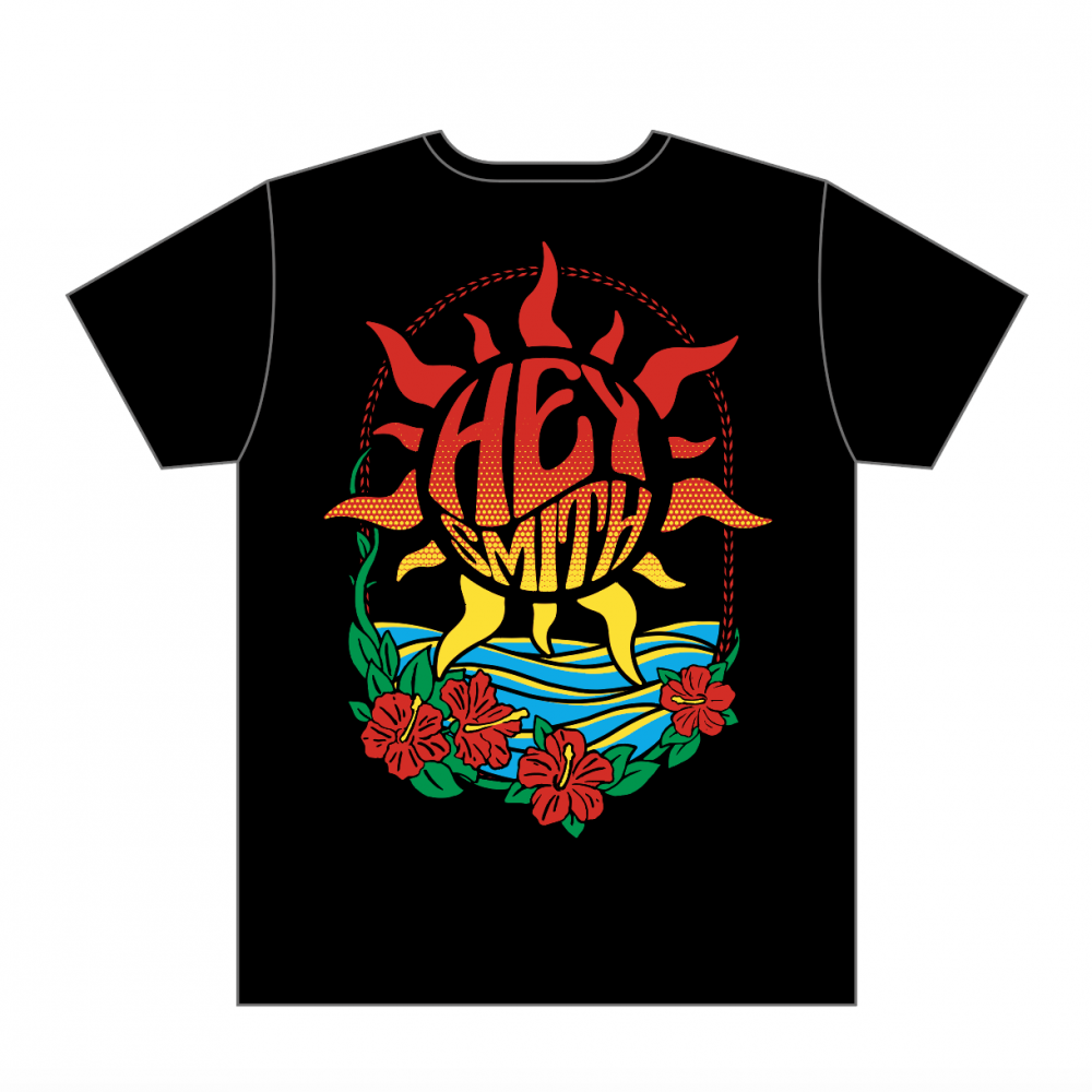 【HEY-SMITH】NEW WEST COAST Tシャツ