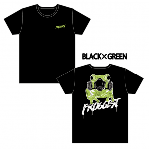 【FROGGEST】GAS MASK FROG T