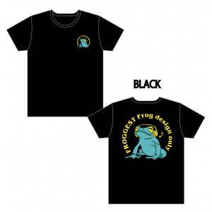 【FROGGEST】HEADPHONE FROG T A