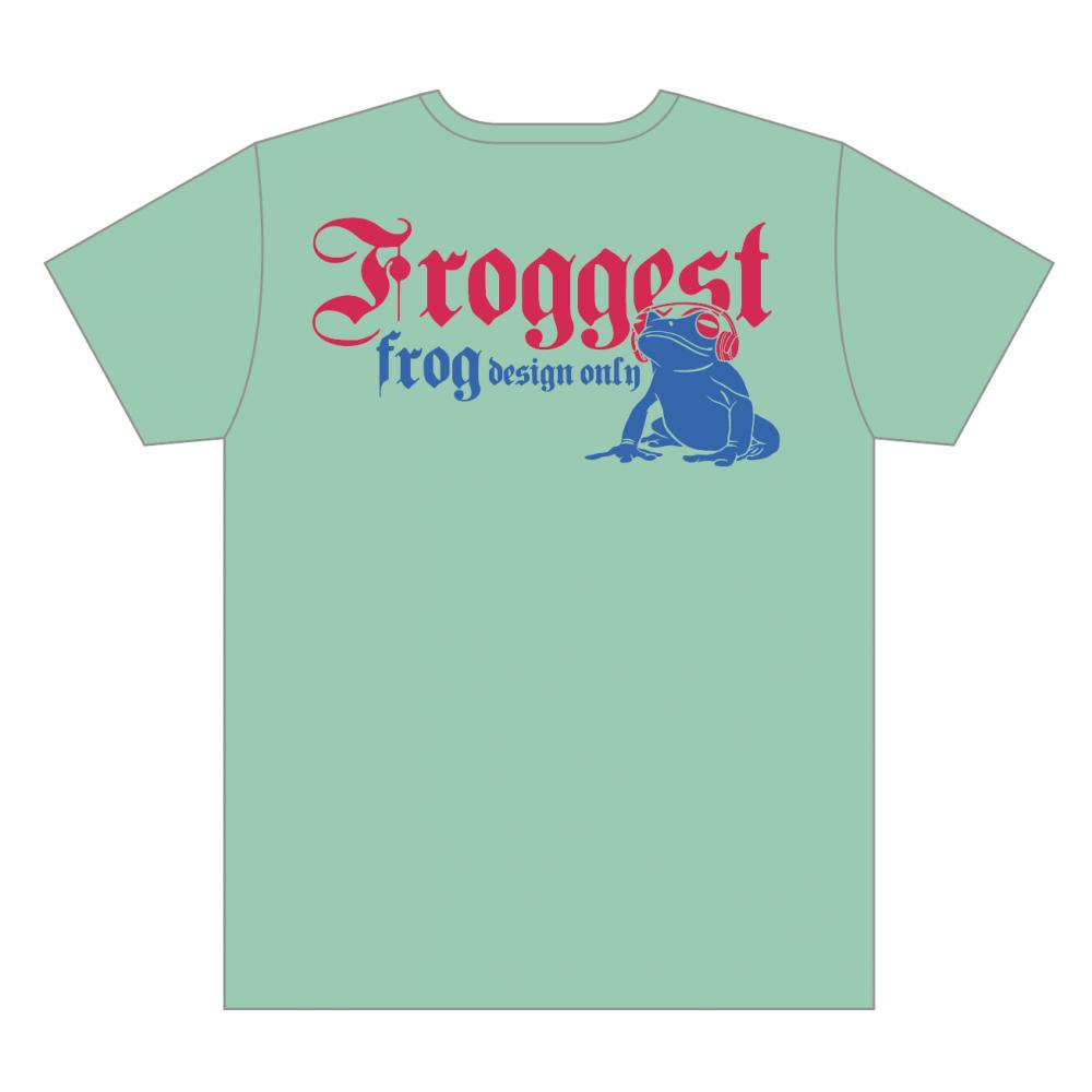 【FROGGEST】HEADPHONE FROG T B