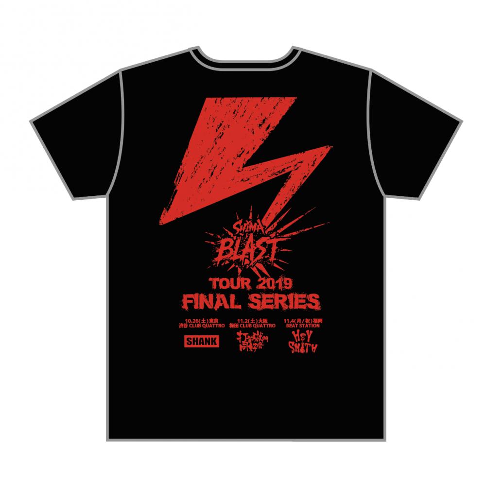 【SHIMA】BLAST TOUR FINAL T KIDS