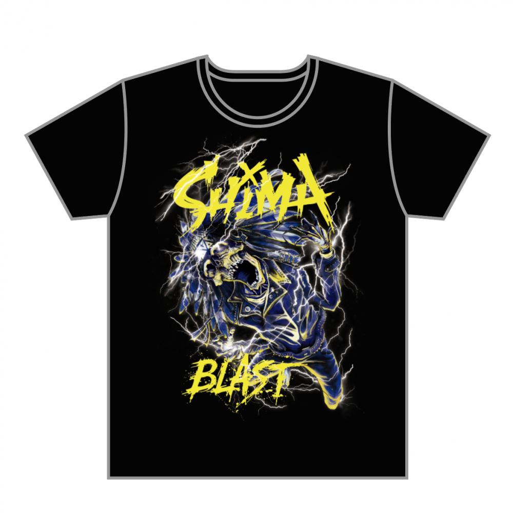 【SHIMA】BLAST TOUR T
