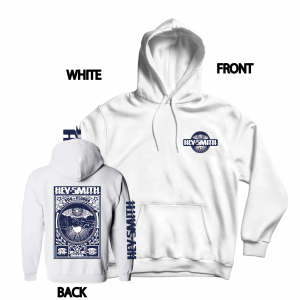 【HEY-SMITH】Fog And Clouds pullover hoodie ※受注生産