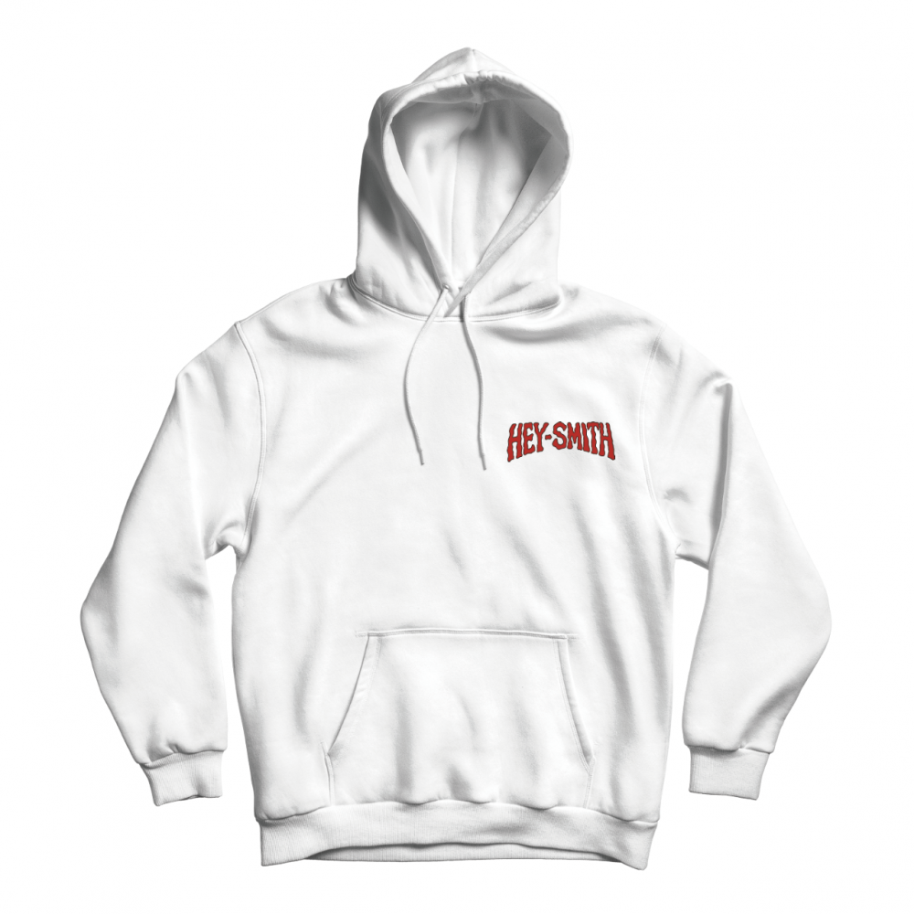 【HEY-SMITH】MEXICO pullover hoodie ※受注生産
