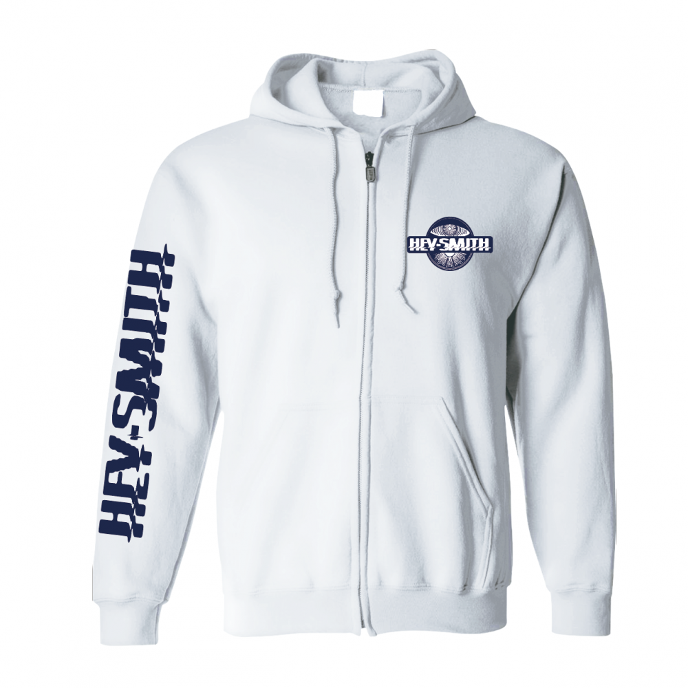 【HEY-SMITH】Fog And Clouds zip-up hoodie ※受注生産